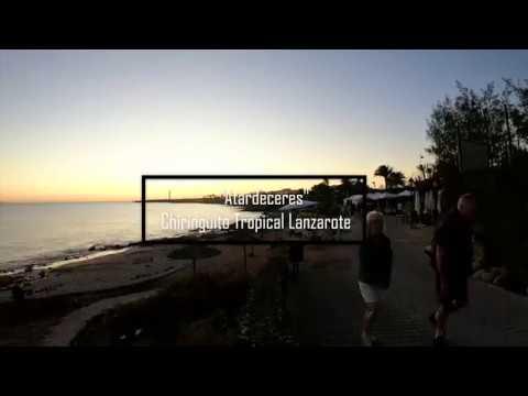 Atardeceres: Chiringuito Tropical Lanzarote