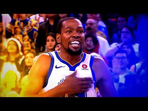 NBA Saturday Primetime On ABC Theme: GSW VS HOU