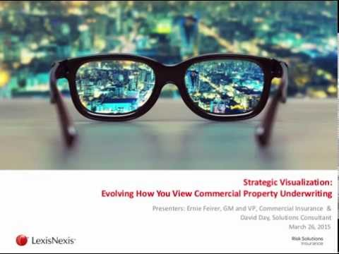 Evolve Your Commercial Insurance Property Underwriting