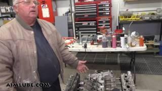 Ferrari Berlinetta Boxer Head Job | AIM Lube