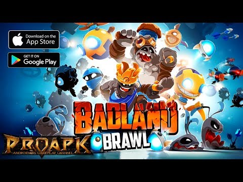 Badland Brawl Gameplay Android / IOS (by Frogmind)