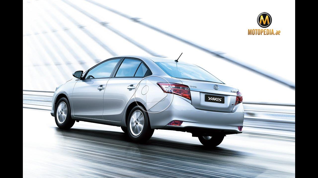 Toyota Yaris Trd Uae Oli Grand New Veloz 2014 Review تجربة تويوتا يارس Dubai