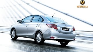 2014 Toyota Yaris review - تجربة تويوتا يارس 2014 - Dubai UAE Car Review by Motopedia.ae