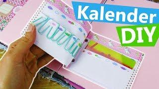 DIY Inspiration Challenge #130   Kalender DIY Aufbewahrung für Karten Sticker etc   Kathis Challenge