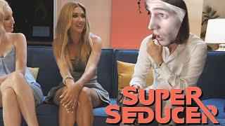 xQc PLAYS SUPER SEDUCER 3 w/CHAT | Part 2