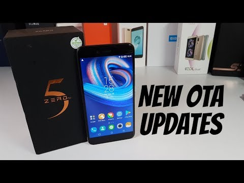 Infinix Zero 5 Pro Updates/New OTA/What is  new/Fixed/Issues/Bugs/Improved/Face Unlock/Gestures
