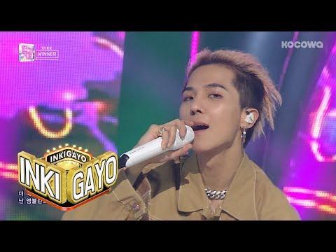Winner - Everyday [Inkigayo Ep 954]