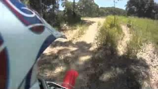Motocross onboard Jordy Burgess #33 Superbike