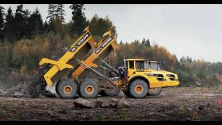 Volvo A45GFS Articulated Haulers: Move more for less