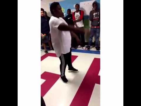 Fat Girl Falls Off Table Dancing
