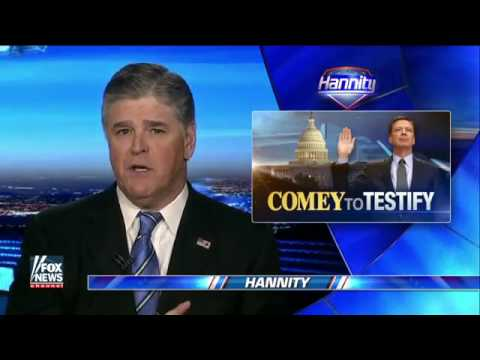 Hannity Media have been completely wrong about Comey