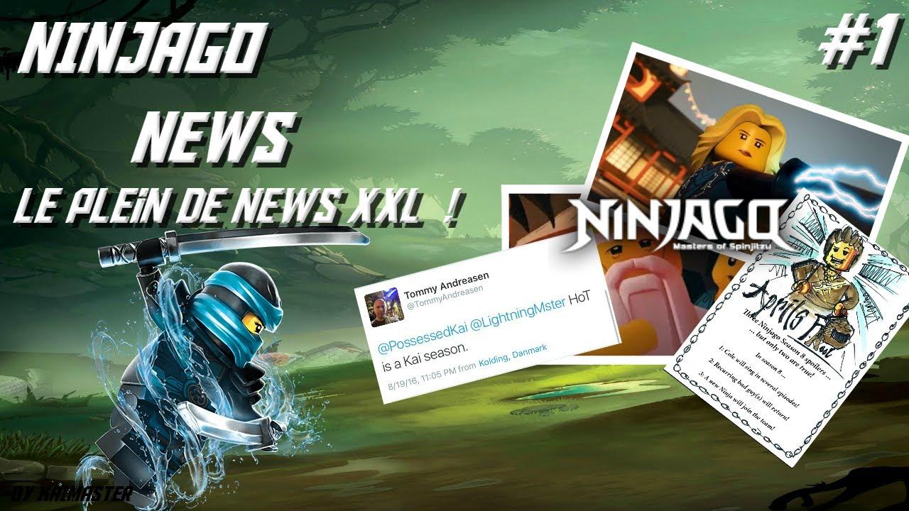 Ninjagonews 1 ninjago la saison 8 hd youtube - Ninjago nouvelle saison ...