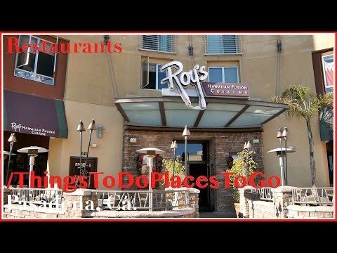 Pasadena Restaurants In Old Town & Paseo Colorado + More | Things To Do In Pasadena California