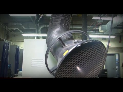 PWTV: Plasma Cutting Fume Venting Overview