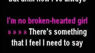 Beyoncé - Broken-Hearted Girl Karaoke.mp4