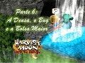 A Deusa, o Bug e a Bolsa Maior! Harvest Moon Back to Nature - For Girls #6 (PSP)