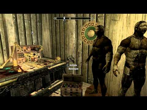 Skyrim Build Your Own Home Youtube