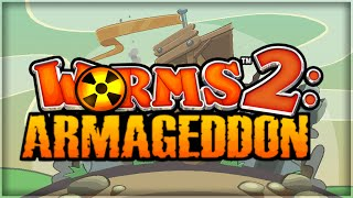 'WORST PLAYERS EVER!' | Worms 2: Armageddon