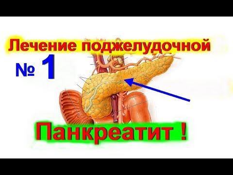 Воспаление поджелудочной железы - будьте внимательны!