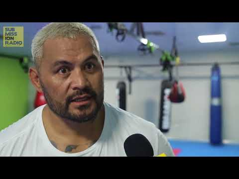 "UFC 221: Mark Hunt Glad To Be Back ""Moving The Train"" Towards Title Shot"