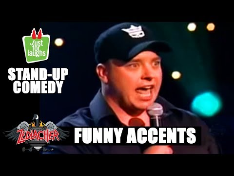 Just For Laughs : Pete Zedlacher