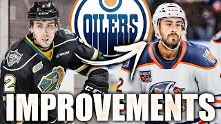 I Was Wrong About Evan Bouchard  He's Definitely Improved  Edmonton Oilers Top Prospects News Today