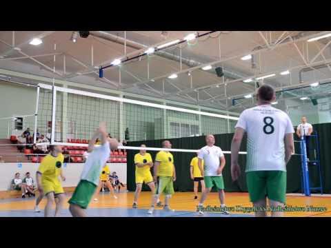 Turniej piłki siatkowej leśników o puchar Dyrektora RDLP w Białymstoku