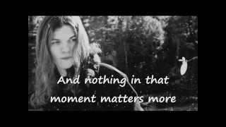 Mariusz Duda/Steven Wilson - The Old Peace (lyrics on screen)