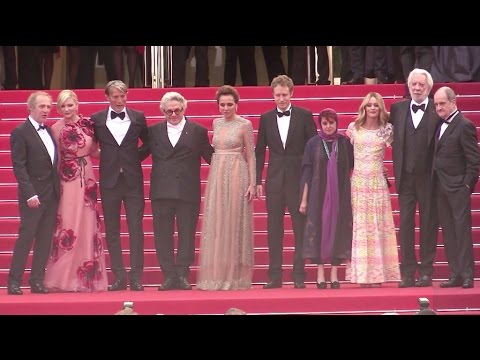 Cannes Jury at the Opening Ceremony of the Cannes Film Festival 2016