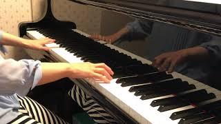 ピアノ演奏「僕ハ君ナシデ愛ヲ知レナイ/Kis-My-Ft2」【耳コピ】