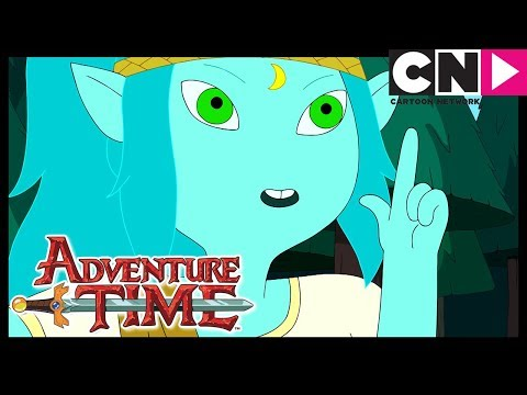 Adventure Time | Mama Said | Cartoon Network