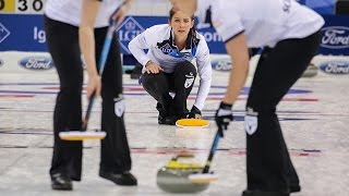 highlights usa v scotland cpt world women s curling championship 2017