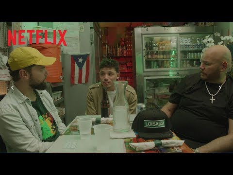 Fat Joe, Anthony Ramos & Lemon Andersen Celebrate Puerto Rico | She's Gotta Have It | Netflix