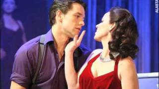 Ruthie Henshall and Julian Ovenden singing