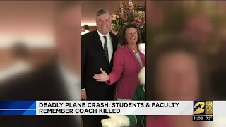 Victims of the Kerrville plane crash