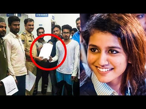 Police Complaint against Priya Varrier's Song | Oru Adaar Love