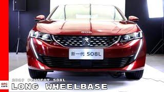 2019 Peugeot 508L Long Wheelbase For China
