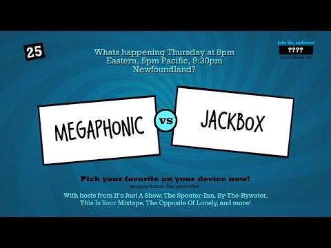 Megaphonic vs. Jackbox