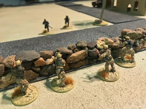 Bolt Action CP: Spectre Ops Task Force Operator Painting Guide