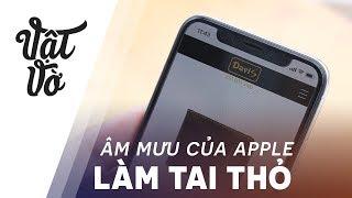 Âm mưu của Apple khi làm TAI THỎ