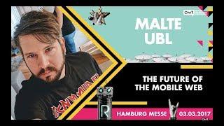 Malte Ubl, Senior Staff Software Engineer Google – OMR Keynote | OMR17