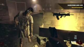 COD: Black Ops 2 Zombies Tranzit Map