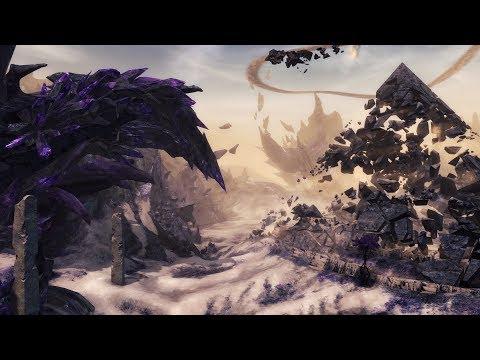 Característica de la expansión Guild Wars 2: Path of Fire: Elona y el Desierto de Cristal