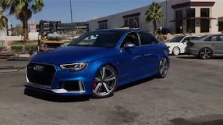 Daily Driven 9 Second 8v RS3