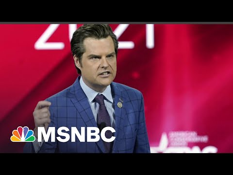 Rep. Lieu: Gaetz Should Be Removed 'Immediately' From Judiciary Committee | All In | MSNBC