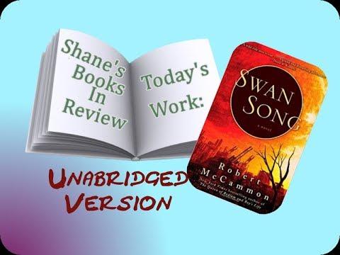 Book Review: Swan Song ~ Robert McCammon