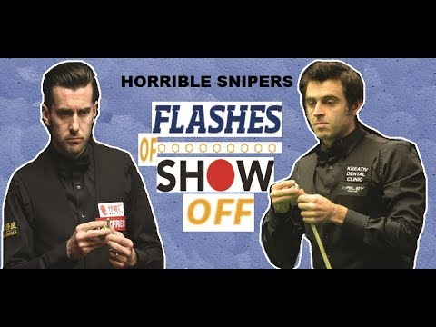 SNOOKER | HORRIBLE SNIPERS |