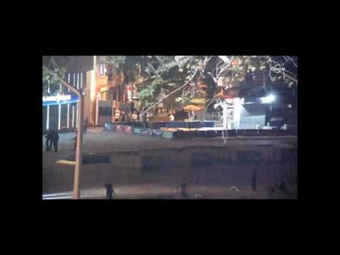 Darbe Girişimi sırasında Taksim'de yaşananlar kamerada