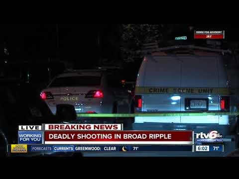 Man Shot, Killed At Bar In Broad Ripple