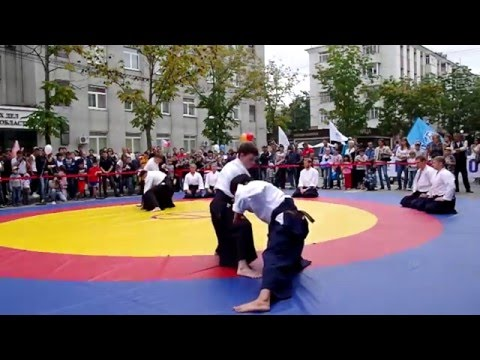"Sakhalin Aikido Federation - Yuzhno-Sakhalinsk ""The City Day"""